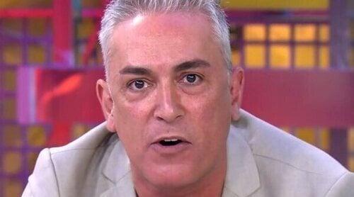 Kiko Hernández carga duramente contra Terelu Campos: 'No te trago ni a ti ni a tu hija'