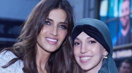 El precioso encuentro de Sara Carbonero con Elena Huelva, la influencer sevillana que lucha contra el cáncer