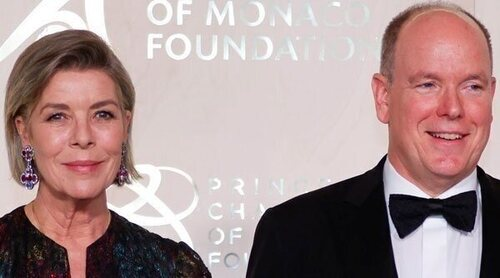 La Familia Real de Mónaco celebra la Gala por la Salud Planetaria arropada por Sharon Stone y Orlando Bloom
