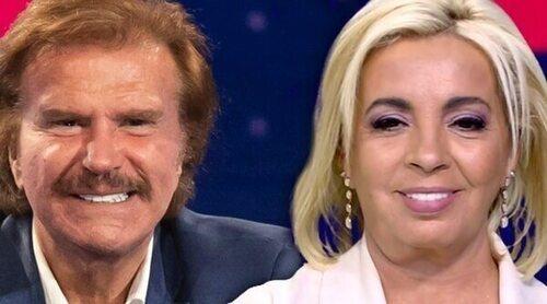 Carmen Borrego responde a Bigote Arrocet: 'A lo mejor él no estaba cuando íbamos a visitarla'