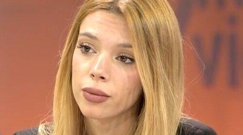 Alejandra Rubio, sobre Carmen Borrego: 'Yo no tengo nada que hablar con una persona así'