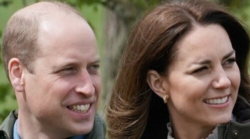 La salida familiar del Príncipe Guillermo y Kate Middleton con sus hijos a un pub de Norfolk