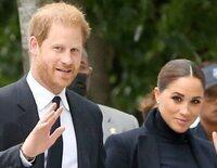 El Príncipe Harry y Meghan Markle aprovechan su viaje a Nueva York para su acuerdo con Netflix