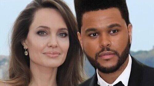 La cita entre Angelina Jolie y The Weeknd que confirmaría su relación: Juntos en un restaurante de Los Ángeles