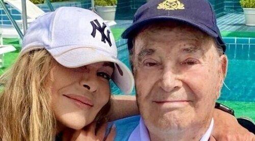 El padre de Ana Obregón, ingresado por sus problemas de salud