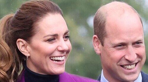El Príncipe Guillermo y Kate Middleton dan envidia a sus hijos Jorge y Carlota en su visita a Irlanda del Norte