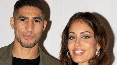 Hiba Abouk presume de su segundo embarazo de la mano de Achraf Hakimi