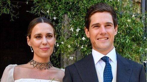 Claudia Osborne y José Entrecanales se dan el 'sí, quiero' en un lugar muy especial para la novia
