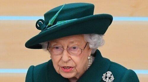 La Reina Isabel habla del Duque de Edimburgo en su discurso de la sesión inaugural del Parlamento en Escocia