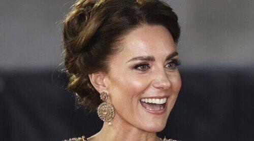 La conversación con la que Rami Malek dejó descolocada a Kate Middleton