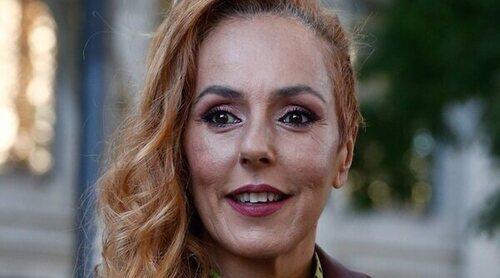 Rocío Carrasco reaparece públicamente en el desfile de Palomo Spain