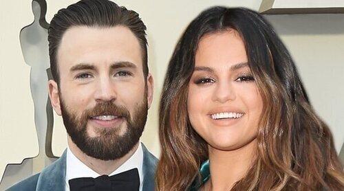 Selena Gomez y Chris Evans podrían estar juntos