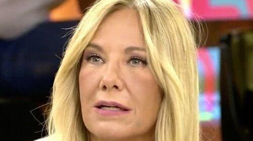 Belén Rodríguez, operada de urgencia tras sufrir una caída