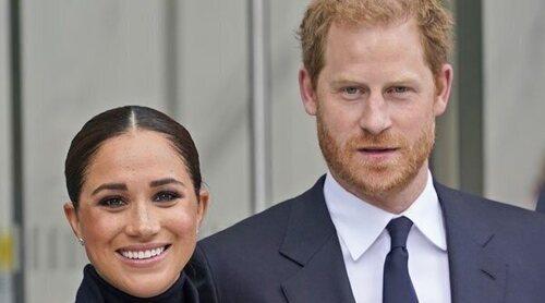 El inesperado proyecto empresarial del Príncipe Harry y Meghan Markle
