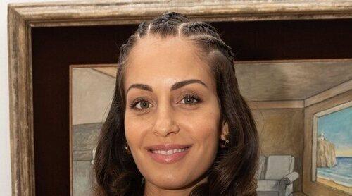 Hiba Abouk confirma su segundo embarazo: 'La familia crece'