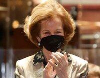 La Reina Sofía preside el concierto de los Premios Reina Sofía de Composición Musical