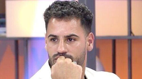 Asraf Beno se rompe y abandona el plató de 'Viva la vida' al hablar de su relación con la familia de Isa Pantoja