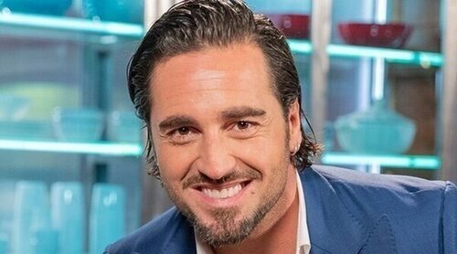 David Bustamante confiesa en 'Masterchef Celebrity 6' cuántos kilos llegó a engordar: 'Me pasé'