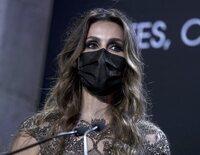 Paloma Cuevas recupera poco a poco su vida pública acudiendo a los Premios Telva 2021