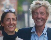 Ernesto de Hannover y Claudia Stilianopoulos, todo amor y complicidad en Madrid
