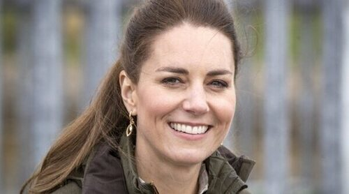 El aplaudido discurso de Kate Middleton sobre las adicciones