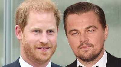 La buena causa por la que el Príncipe Harry y Leonardo DiCaprio han unido fuerzas