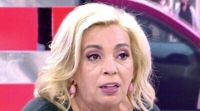 Carmen Borrego habla de la entrevista de Gustavo, mano derecha de su madre: 'Si quiere que hable por ella pues olé'