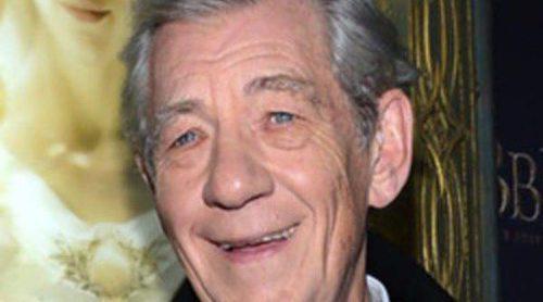 El actor de 'El Hobbit: Un viaje inesperado' Ian McKellen sigue luchando contra el cáncer de próstata