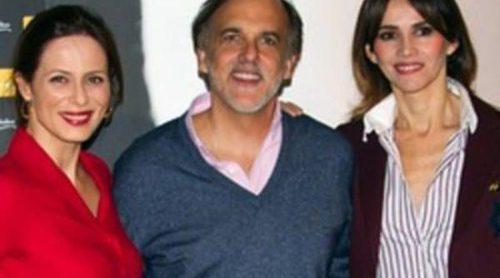 Aitana Sánchez Gijón y Goya Toledo acompañan a Paco Arango en su nueva iniciativa solidaria