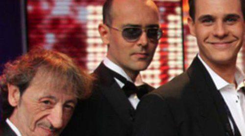 Eduardo Gómez, jurado popular en el especial navideño infantil de 'Tú sí que vales'