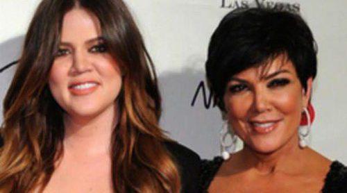 La familia Kardashian felicita la Navidad 2012 todos juntos gracias al Photoshop
