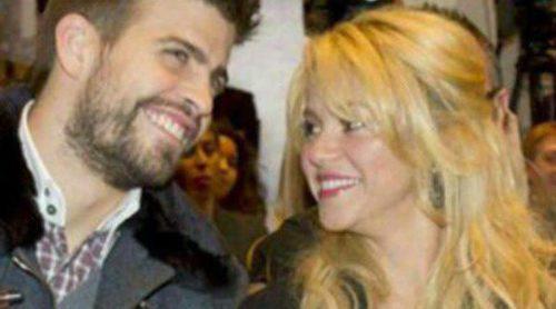 Gerard Piqué y Shakira, el Príncipe Guillermo y Kate Middleton, Kim Kardashian y Kayne West...: Los padres de 2013