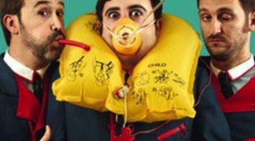 Divertido póster de 'Los amantes pasajeros', la nueva comedia de Pedro Almodóvar