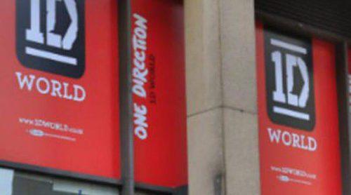 La tienda '1D World' de One Direction cierra sus puertas en Nueva York