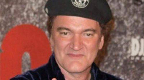 Jamie Foxx, Quentin Tarantino, Samuel L. Jackson y Christoph Waltz estrenan 'Django Desencadenado' en París