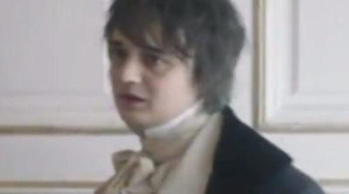 Pete Doherty se estrena como actor en la película 'Confession Of A Child Of The Century'