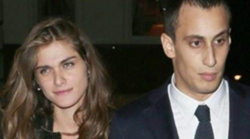 Alex Dellal, exnovio de Carlota Casiraghi, espera un hijo junto a Elisa Sednaoui