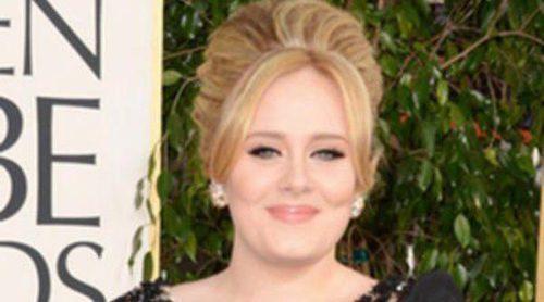 Adele gana el Globo de Oro 2013 por 'Skyfall':