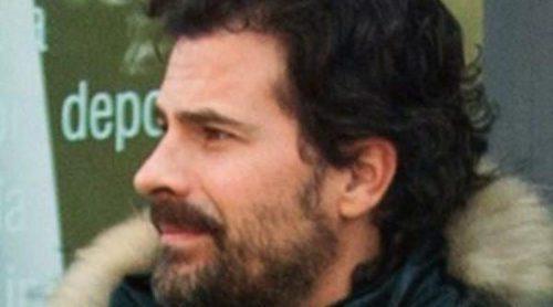 Rodolfo Sancho pasa su 38 cumpleaños en el fisioterapeuta para tratar su lesión en el brazo
