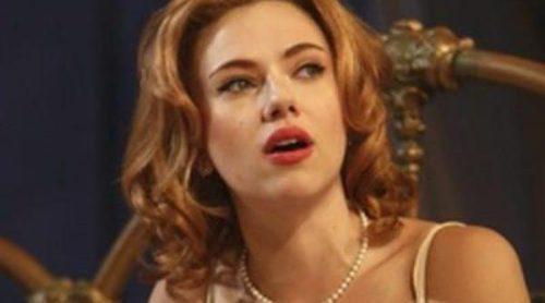 Matt Bomer y Nick Jonas apoyan a Scarlett Johansson en el estreno teatral de  'La gata sobre el tejado de zinc'