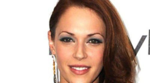 Amanda Righetti, actriz de 'El Mentalista', ha sido madre de un niño llamado Knox Addison