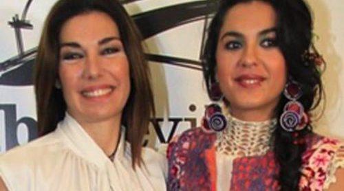 Alba Molina, Raquel Revuelta y Ágatha Ruiz de la Prada, tres 'ecoflamencas' en Sevilla