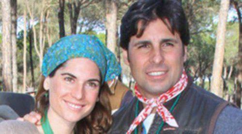 Fran Rivera y Lourdes Montes, dos enamorados de peregrinación a la aldea de El Rocío