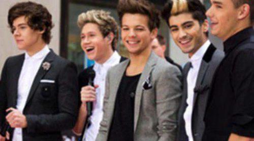 One Direction versiona el éxito de Blondie 'One Way Or Another' con fines benéficos