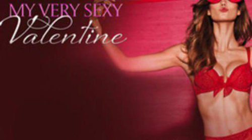 Victoria's Secret presenta su colección 'Love me' para celebrar San Valentín 2013