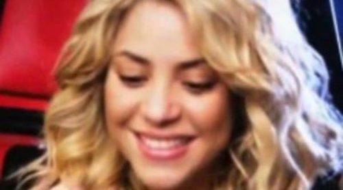 Shakira y Usher protagonizan un vídeo promocional de 'The Voice' junto a Adam Levine y Blake Shelton