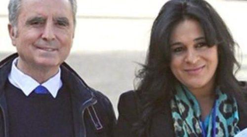 José Ortega Cano y Ana María Aldón presentan a su hijo José María: