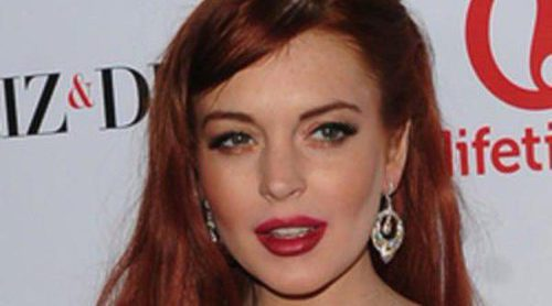 Max George de 'The Wanted' admite que besó a Lindsay Lohan