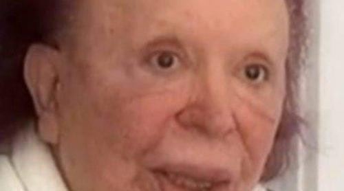 Carmen de Mairena, en silla de ruedas tras fracturarse el fémur a los 79 años