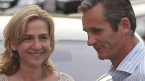 Alexia de Grecia y Carlos Morales apoyan a la Infanta Cristina e Iñaki Urdangarín en sus peores momentos